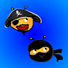 Pirates vs. Ninjas: Fupa Attack!