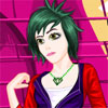 Emo Dress up Game